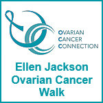 Ellen jackson Ovarian Cancer Walk
